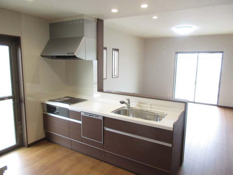 食洗乾燥機付きシステムキッチン